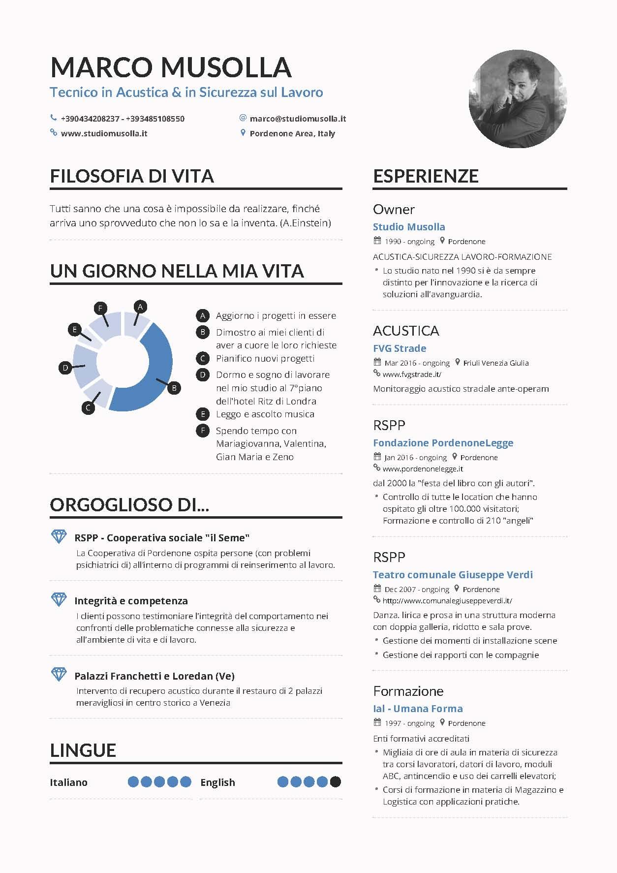 MarcoMusolla CV